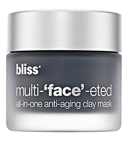 bliss clay mask review